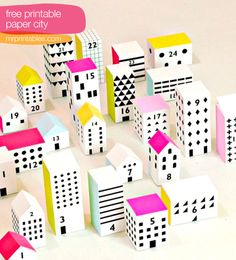 free-printable-paper-houses-city