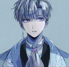 Cool Anime Guys, Cute Anime Pics, Webtoon Comics, Manhwa Manga, Anime Sketch, Art Sketches, Anime Characters, Anime Art, Character Design