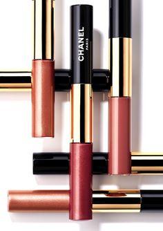 la bouche double intensité signée Chanel http://www.vogue.fr/beaute/buzz-du-jour/diaporama/la-bouche-double-intensite-signee-chanel/16187