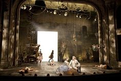 Category Communiqué: Set Design | Washington Theatre Guide | TheatreWashington | Helen Hayes Awards