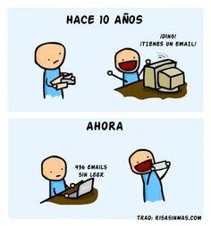 Emails y cartas