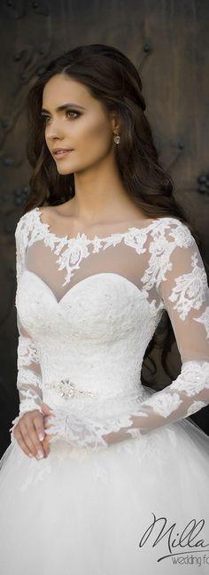 Milla Nova 2016 Wedding Dresses