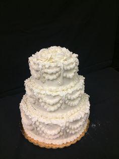 My first cake in college! #cake #weddingcakes #weddings #cakes #mycreation #photography #photos #gfbphotos