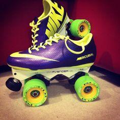 Derby DIY - Make Your Own Roller Skates Part 1 - Treble Maker 909