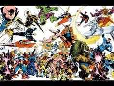 marvel comics superhero