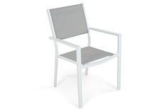 Pinottava tuoli Sierra Valkoinen Koidin 1