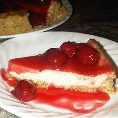 Vegan cheesecake @ http://allrecipes.co.uk