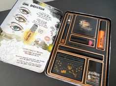 Makeup by One Direction Take Me Home Collection Preivew #makeupby1d #onedirection #markwinsinternational #thelookscollection #takemehome