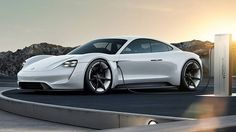 All-electric four-door Porsche Mission E (10)