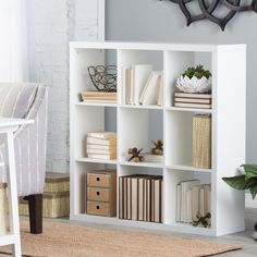 Hudson 9-Cube Bookcase - Bookcases at Hayneedle