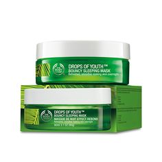 Drops of Youth™ Bouncy Sleeping Mask | The Body Shop®