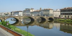 Ponte alle Grazie sull' Arno Firenze - Cerca con Google