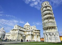 Pisa in a funny article on Buzzfeed: There is literally no sight of interest anywhere. | 39 Reasons Why Italy Is Actually The Worst