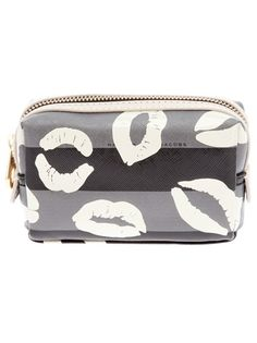f9eeb528c3 MARC BY MARC JACOBS Lipstick Print Make-Up Bag Makeup Pouch