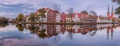 """Malerviertel Lübeck / Germany"" by martin94b https://gurushots.com/martin94b/photos?tc=2f714573798c4445d3810149174a9e47"
