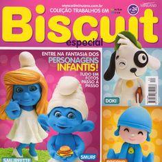 Biscuit -smurfs - bia