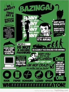 Oh Dr Sheldon Cooper