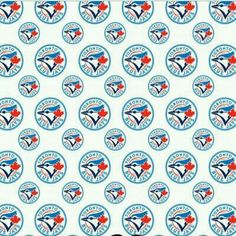 e55b389be Toronto Blue Jays Baseball Digital Paper from PrintableTreats.com Kids  Baseball Party