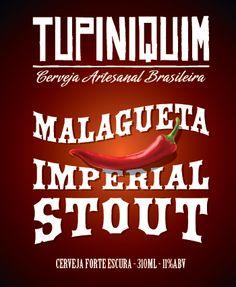 Malagueta Imperial Stout