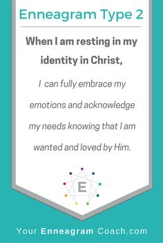 Today, rest in your identity in Christ. Want to be coached by and Enneagram coach with a biblical perspective? Contact Beth McCord today to walk you through her Discover, Explore, and Become series. YourEnneagramCoach.com