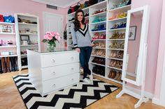 Ikea hack. DIY Cómoda Espejo para vestidor. Crimenes de la Moda