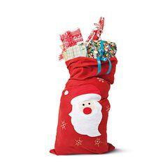Worek na prezenty 80x50 cm #santas #sack #christmas