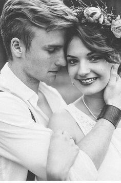 Katja und Michael – verträumte Liebesgeschichte von Mathias Taxer