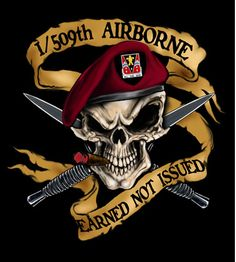 Image result for 509th Airborne Association Army Tattoos, Military Tattoos, Special Ops, Special Forces, Military Veterans, Military Art, Airborne Tattoos, Indian Army Wallpapers, Airborne Ranger