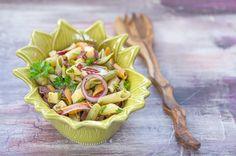 Savuporo-pastasalaatti