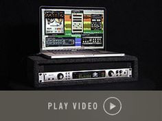 Apollo High-Resolution Interface with Realtime UAD Processing