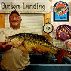 Scott Deshotel of Welsh, LA caught this 10.35 lb fish on July 21, 2016 and weighed it in at Buckeye Landing Marina. Congratulations on your catch. This is fish number 013 for the May 2016 to May 2017 year
