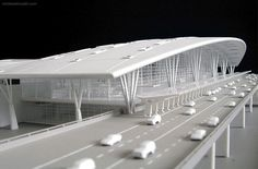 Indianapolis Airport Terminal | MIDWEST STUDIOS: Museum Exhibits | Architectural Models | Animations