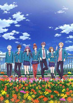 The Opening Movie of Zutto Mae Kara Suki Deshita.: Kokuhaku Jikkou Iinkai is Finally Released! Anime Love, Top Anime, Cool Anime Girl, Manga Anime, Anime Art, Koi, Zutto Mae Kara, Tous Les Anime, Otaku