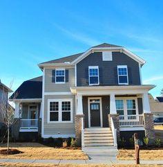 Chapel Hill NC - Brial Chapel Craftsman Home - I want it!!