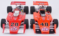 We have had this question asked a lot: Why are we reproducing the 1973 STP Eagle Gordon Johncock Indy winner? Indy Car Racing, Indy Cars, Indy 500 Winner, Ground Effects, Automotive Art, Motor Sport, Old And New, F1, Diecast