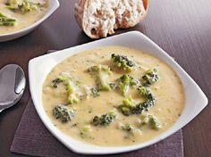 15 Healthy Broccoli Soup Recipes