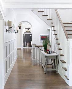 Dark Cedar Shaker Exterior - Home Bunch Interior Design Ideas Custom Home Builders, Custom Homes, Exterior Doors With Glass, Shower Floor Tile, Cedar Shakes, Lakefront Homes, Floor Finishes, Cabinet Styles, Visual Comfort
