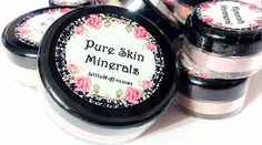 Pure Skin Minerals BOTANICAL Mineral FOUNDATION by LittleStuff4u