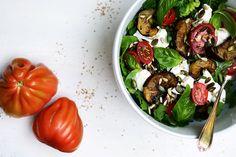 Verse, smaakvolle en gezonde salades. Stel het zelf samen!