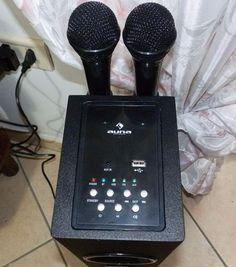 Appunti sul Blog: auna Karaoke Karaboom a torre adatto per piccoli a...