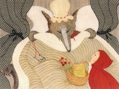 Anthea Brown -amazing take to illustration; also an amazing fine artist
