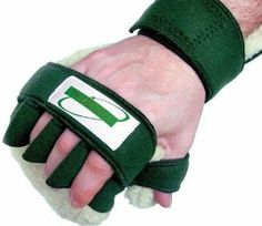 Resting Hand Splint Large Right by Orthoheel. $91.75. Orthopedic Care,Hand Splints. Resting Hand Splint Large Right. RIGHT * SIZE: Large * JOINTS: 3.5-4  * TIPS: 8-9.5  * CREASE: 9.5  * Medicare approved WHFO L-3807 resting hand splint * Flex-E-Core technology easy forms without heat or tools * Supports flaccid wrist & hand - counters finger flexion * Provides thumb abd