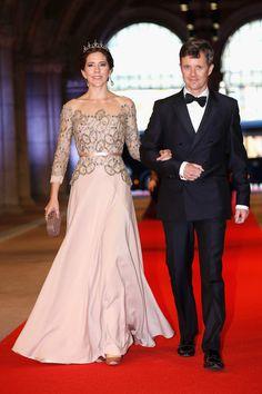 Jantar de despedida da Rainha Beatrix 29.04 - A realeza