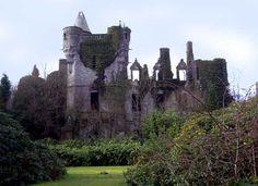 Buchanan Castle; the seat of Clan Graham in Scotland