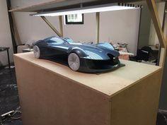 Bugatti Type 58s – Thesis project – by Baptiste de Brugiere   Cars Concept