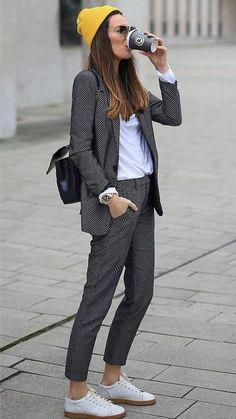 ▷ 1001 + Ideen für smart casual dresscode für damen