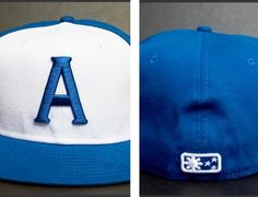WIP CAPS 「Ateneo」Fitted Baseball Cap