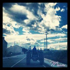 Más cielos