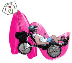 Parkinson's- Tips for riding the Recumbent tricycle. Pinned by SOS Inc. Resources.  Follow all our boards at http://pinterest.com/sostherapy  for therapy resources.