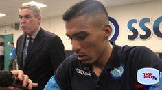 Champions League, Napoli-Feyenoord 3-1 - Allan, centr. Napoli